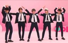 """Ơn giời, cuối cùng Bighit cũng để cho """"em trai BTS"""" thể hiện khả năng giải trí khi đi show ngoài!"""