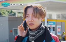 """Hết lạc hộ chiếu, Ipad, hành lý... BTS giờ lại """"bỏ quên"""" cả j-hope khi quay show thực tế!"""