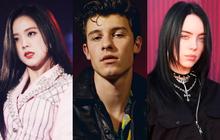 """Kết quả E! People's Choice Awards 2019: BLACKPINK """"vượt mặt"""" BTS, thắng đậm tận 3 giải; Shawn Mendes, Billie Eilish ở nhà vẫn chiếm spotlight"""