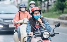 Chất lượng không khí ở Hà Nội tiếp tục xấu đi