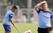 Trưởng đoàn đội tuyển UAE chê điều kiện sân tập ở Hà Nội