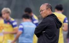 """Sự thật việc HLV Park Hang-seo """"trả đũa"""", cấm phóng viên Thái Lan tác nghiệp trước trận gặp tuyển Việt Nam"""