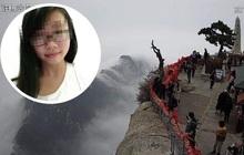 Mải mê tìm góc đẹp để chụp ảnh, cô gái trẻ rơi xuống vách đá sâu hơn 2000 mét mà không ai hay biết