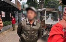 Vụ cụ ông 80 tuổi bị người lái xe ôm đánh gãy xương sườn: Hai bên xin hoà giải