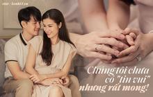 """Phỏng vấn nóng: Đông Nhi rơi nước mắt, cùng Ông Cao Thắng chia sẻ sau 2 ngày gọi nhau tiếng vợ chồng, phủ nhận đã có """"em bé"""""""