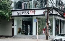 Ảnh: Hàng loạt cửa hàng Seven.AM tại Hà Nội đóng cửa, ngừng kinh doanh sau nghi vấn cắt mác hàng Trung Quốc