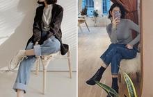 Diện quần jeans, chưa chắc là bạn đã có vẻ ngoài sành điệu nếu không mix với 4 mẫu giày sau đây