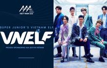 Góc tự hào: Fandom Super Junior Việt Nam đi vào lịch sử của AAA khi trở thành đơn vị tài trợ cho lễ trao giải