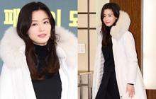 """Đỉnh như """"mợ chảnh"""" Jeon Ji Hyun dự sự kiện: U40, mẹ 2 con và còn lộ nọng cằm mà vẫn đẹp bất chấp"""