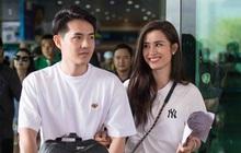 Livestream: Vợ chồng son Đông Nhi và Ông Cao Thắng tay trong tay, chính thức đáp chuyến bay trở về sau hôn lễ thế kỷ tại Phú Quốc