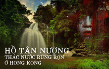 """Chuyện về """"Hồ Tân Nương"""" ở Hong Kong: Đằng sau vẻ đẹp thơ mộng của thác nước là câu chuyện cô dâu chết đuối khiến ai cũng ám ảnh"""