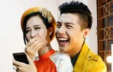 """Đông Nhi nói về khoảnh khắc xúc động ôm Noo Phước Thịnh cùng khóc trong hôn lễ: """"Dù có giận thì cũng giúp chúng tôi hiểu nhau hơn"""""""