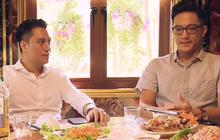 """Sinh Tử tập 7: Giữa tâm chấn sập mỏ, Việt Anh và hội quan chức vẫn phè phỡn """"đu đưa"""" phòng VIP siêu sang"""