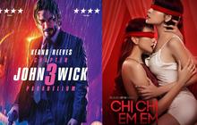 """Trailer lũ lụt cảnh 18+ """"Chị Chị Em Em"""" dính nghi án """"chôm nhạc"""" John Wick 3, NSX phản hồi gì?"""