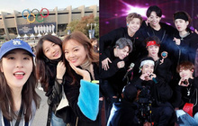 """Ai ngờ """"nàng Dae Jang Geum"""" Lee Young Ae cũng là ARMY cuồng nhiệt: Đi concert BTS và còn ở ngay gần"""