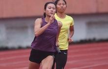 """""""Cô gái vàng trong làng điền kinh"""" Lê Tú Chinh bước qua áp lực hướng đến mục tiêu cao nhất tại SEA Games 30"""