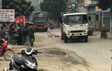 Cao Bằng: Va chạm với xe tải, cụ bà 67 tuổi tử vong thương tâm