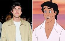 """Disney đã """"chốt"""" được hoàng tử cho Nàng Tiên Cá da màu: Chuẩn soái ca bước ra từ trang cổ tích!"""