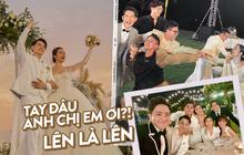 Dàn sao Vbiz trong đám cưới Đông Nhi - Ông Cao Thắng chính là đại diện cho 6 kiểu người khi đi quẩy, chuẩn không lệch đi đâu được