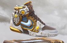 """Cao hứng, fan tung thiết kế mẫu giày """"độc"""" khiến các game thủ LMHT phải thán phục"""