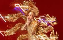 """Hoàng Thùy sau khi thử cả 3 trang phục dân tộc: """"Không có bộ nào tạo cho mình sự thoải mái trên sân khấu"""""""
