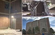 Bé gái 2 tuổi tử vong thương tâm sau khi bị máy điều hòa không khí rơi từ tầng 8 xuống trúng người