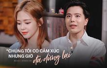"""Trịnh Thăng Bình gọi Liz Kim Cương là phiên bản nữ của mình, chia sẻ: """"Chúng tôi có cảm xúc với nhau, nhưng giờ đã dừng lại để tập trung cho công việc"""""""