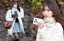 Nữ thần lai nhà YG Jeon Somi gây náo loạn khi đi thi đại học: Xinh cực phẩm, được báo chí vây kín phỏng vấn như họp báo