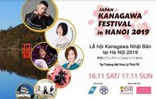 "Tái ngộ tại lễ hội ""Kanagawa Festival in Hanoi 2019"""