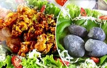 Sỏi mầm - món ăn với cái tên độc nhất vô nhị ít người biết ở vùng sông nước Hậu Giang