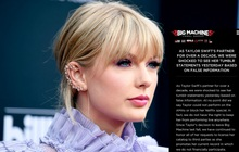 Big Machine phản hồi lại Taylor Swift: Bác bỏ hoàn toàn bức tâm thư, khẳng định những cáo buộc đều là bịa đặt nhưng sao vòng vo thế này?