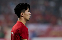 """Công Phượng đi bóng như """"đâm vào tường"""", bất lực trước hàng thủ UAE"""