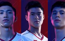 Sau chiến thắng UAE, Văn Hậu và Duy Mạnh sẽ cùng góp mặt trong FIFA Online 4?
