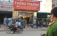 Vụ 2 thanh niên nghi nổ súng cướp tiệm vàng ở Sài Gòn: Hành động trong chưa đầy 1 phút