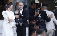 Trực tiếp đám cưới Bảo Thy: Ông xã doanh nhân có mặt nhà cô dâu, an ninh thắt chặt hạn chế truyền thông tác nghiệp