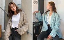"""Có trong tay phiên bản hack tuổi của 5 mẫu áo khoác phổ biến, các nàng có thể """"ăn gian"""" được một cơ số tuổi"""
