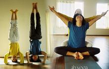 Bộ ảnh tập yoga gây bão MXH của vợ chồng Lee Hyori: Nhìn qua tựa ngôn tình, gần vào mới thấy ông xã cam chịu ra sao!