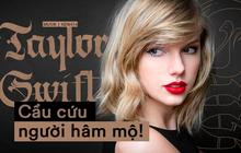Nóng: Taylor Swift đăng tâm thư cầu cứu trên tất cả mạng xã hội vì không được phép biểu diễn ca khúc của chính mình!