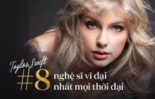 Taylor Swift được Billboard vinh danh là nghệ sĩ vĩ đại nhất mọi thời đại giữa lúc vướng bao lùm xùm bản quyền