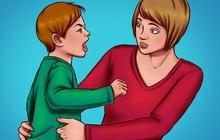 8 hành vi của con mà cha mẹ nào cũng nên lưu tâm vì ẩn sau là những thông điệp từ chúng!