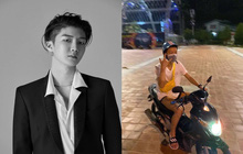 Nhìn Seung Hoon (WINNER) mà đồng cảm ghê: Ngày thường ăn bận lồng lộn, đến lúc đi du lịch lại xuề xòa đến mức chẳng ai nhận ra!