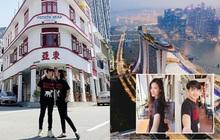 """Đăng ảnh """"đưa nhau đi trốn"""" hậu siêu đám cưới, Đông Nhi – Ông Cao Thắng bất ngờ để lộ chi tiết đang hưởng tuần trăng mật ở Singapore"""