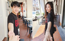 """Đăng ảnh """"đưa nhau đi trốn"""" hậu siêu đám cưới, Đông Nhi – Ông Cao Thắng bất ngờ để lộ chi tiết đang hưởng tuần trăng mật ở Singapore?"""