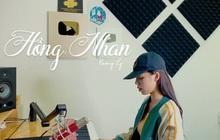 """Hương Ly không còn cover bài hát mới ra nữa, bỗng dưng hát lại hit """"Hồng Nhan"""" của Jack ra mắt từ tận 8 tháng trước"""