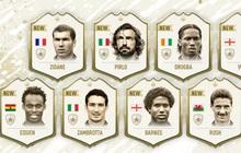 """Nhiều huyền thoại bóng đá sắp có mặt trong FIFA Online 4 với thẻ ICON cực """"xịn sò"""""""