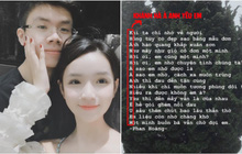 Nỗ lực như Phan Hoàng: Làm thơ thôi chưa đủ, còn cất công gửi gắm bí mật ở mỗi chữ cái đầu câu để làm lành với Khánh Hà