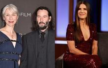"""Tài tử """"Ma trận"""" Keanu Reeves công khai bạn gái, Sandra Bullock sẽ tự tổ chức lễ đính hôn cho chính tình cũ?"""