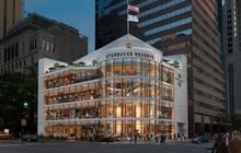 Choáng ngợp trước sự hoành tráng của Starbucks Reserve Roastery - cửa hàng Starbucks lớn nhất thế giới mới khai trương tại Chicago