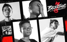 """Phúc Du, RisM, Đại Vũ, Linh Thộn gây ấn tượng vì điều gì mà """"thống trị"""" hạng mục No Beat tại Beck'Stage?"""