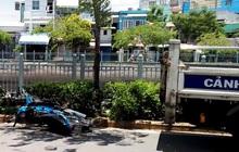 Long An: Trung uý Cảnh sát tử nạn trong lúc truy đuổi kẻ trộm xe máy